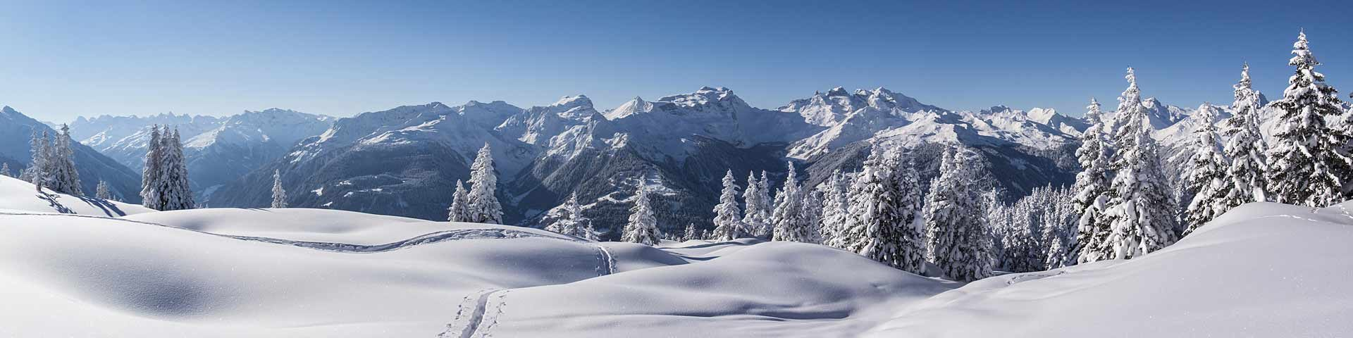 Traumhafte Wintersportmöglichkeiten